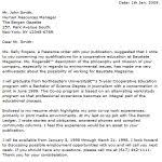 cover letter magazine journalism cover letter examples cover