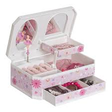 children s jewelry box mele co hayley girl s glittery musical ballerina