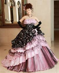 81 best colorful wedding dresses images on pinterest colorful