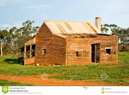 old farm house in australia stock photo image 39285712