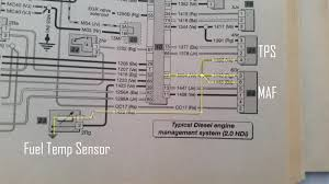 what was the purpose of the maf sensor wiring mod