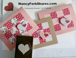 nancy ferb shares papercrafting valentines