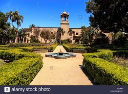 Balboa Park Botanical Gardens by Alcazar Garden Balboa Park San Stock Photos U0026 Alcazar Garden