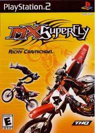 freestyle motocross game mx superfly featuring ricky carmichael for gamecube 2002 mobygames