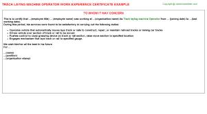 Sample Resume For Machine Operator by Burning Machine Operator Cover Letter Computeroperatorcoverletter