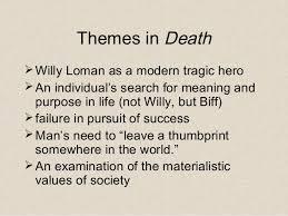 death of a salesman theme of alienation the nature of success in arthur millers death of a salesman homework