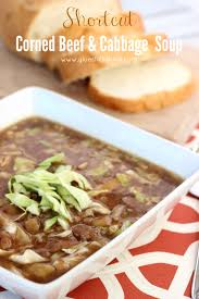 shortcut corned beef u0026 cabbage soup gluesticks