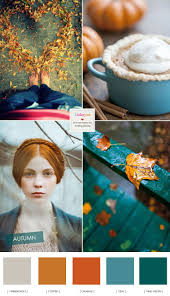 teal and copper autumn wedding colour autumn weddings teal and