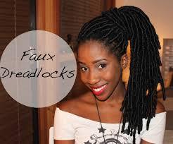 hair plaiting mali and nigeria how to get faux dreadlocks tutorial adannadavid youtube