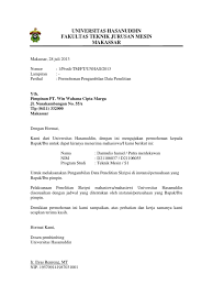 surat keterangan izin penelitian