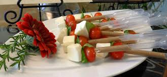 pipette cuisine recipe caprese salad pipets foodz catering in seattle