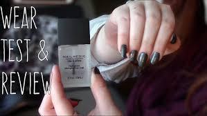 nail medic rise and shine high gloss plumping top coat demo review