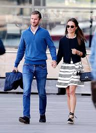 pippa middleton and james matthews hit sydney for their honeymoon