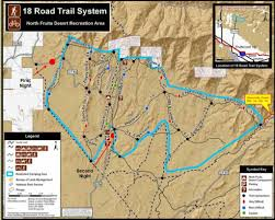 Colorado Desert Map by North Fruita Desert R18 Trip Camping Report May 2014 Mtbr Com