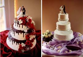 different wedding cakes different types of wedding cakes iwedplanner