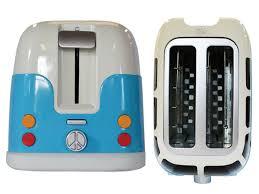 Campervan Toaster Toaster Combi Vw Grille Pain En Forme De Camping Car Vintage