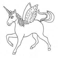 animals horse printable coloring pages preschool preschool