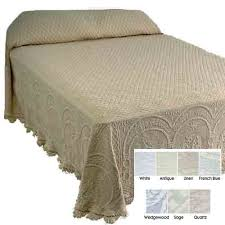 Colonial Coverlets Hampton Roads Matelasse Bedspreads