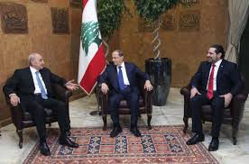 Cabinet President New Cabinet In Lebanon Vows To U0027preserve Stability U0027