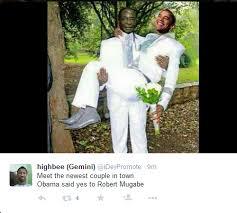 Wedding Proposal Meme - the most hilarious memes on mugabe s marriage proposal to obama ynaija