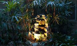 lighting outdoor landscapes with landscape lighting in sarasota