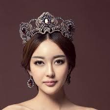 bridal tiaras 2017 new arrival gorgeous violet crown