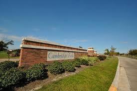 Dr Horton Cambridge Floor Plan 3006 Cambridge Falls Fresno Tx 77545 Har Com