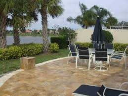 Beach Patio Stone Seal Coating Technicians West Palm Beach Fl West Palm