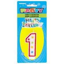 number birthday candles number 1 birthday candle happy birthday cake topper