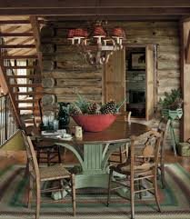 log home interior decorating ideas idyllic lakefront country house