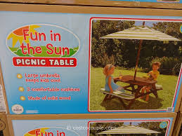 Kidkraft Lounge Set by Kidkraft Outdoor Picnic Table