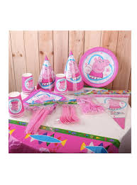 peppa pig party supplies peppa pig birthday party suppliers