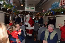 new york u0027s polar express train ride that you must take