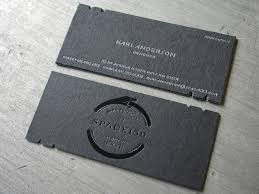 catchy collections of unique business cards ideas catchy homes