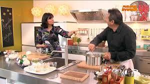cuisine tv eric leautey et carinne teyssandier recette gratin de mozzarella aujourd hui je cuisine