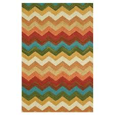 Multi Color Rug Multi Colored Chevron Rug Roselawnlutheran
