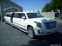 cadillac suv prices 2015 cadillac escalade suv stretch limo limos by moonlight