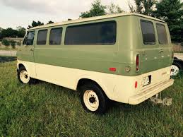 Old Ford Truck Van - hemmings find of the day u2013 1973 ford econoline e300 hemmings daily