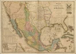 Map Of Sw Usa by Maps Of 19th Century America
