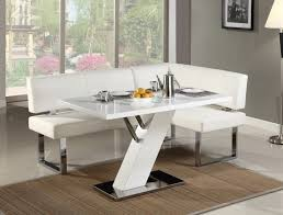 kitchen stylish kitchen table with bench with benches for