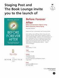 book lounge launch helena dolny