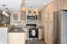 Kitchen Design Jacksonville Florida Contemporary Kitchenette Florida Design With Unfinished Maple Wood