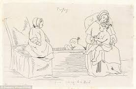 sketches by queen victoria that she didn u0027t want seen revealed