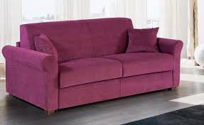 canapé lit usage quotidien canape lit 3 4 places romantico convertible ouverture rapido 160 197