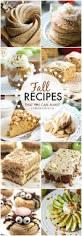 fall recipes desserts and treats the 36th avenue