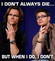 Supernatural Memes - 15 supernatural memes to get you through your day