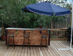 outdoor bar ideas 51 bar top designs ideas to build with your personal style
