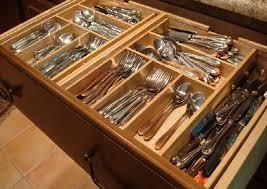 wooden kitchen drawer organizers home furniture