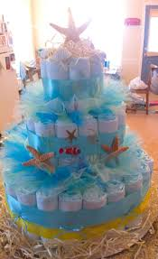 the sea baby shower ideas cake the sea the sea baby shower