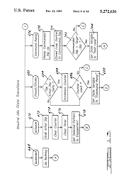 patent us5272630 automatic transmission control and strategy for